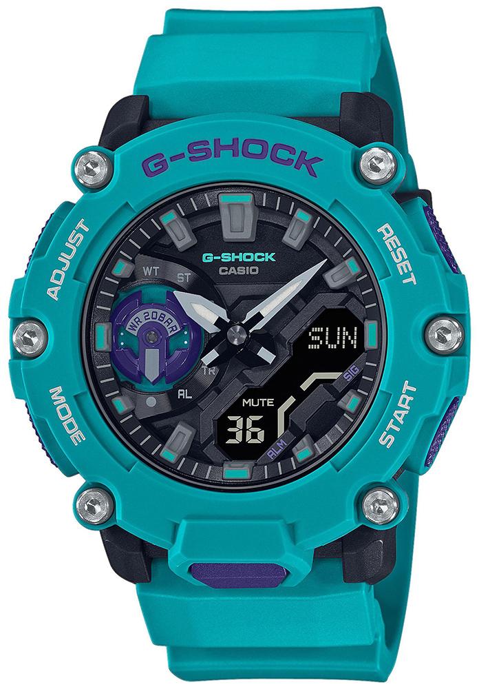 Casio G-SHOCK GA-2200-2AER - zegarek męski