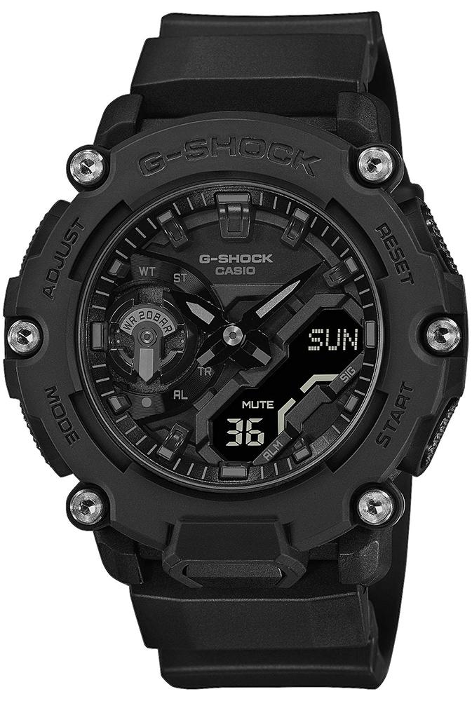 Casio G-SHOCK GA-2200BB-1AER - zegarek męski
