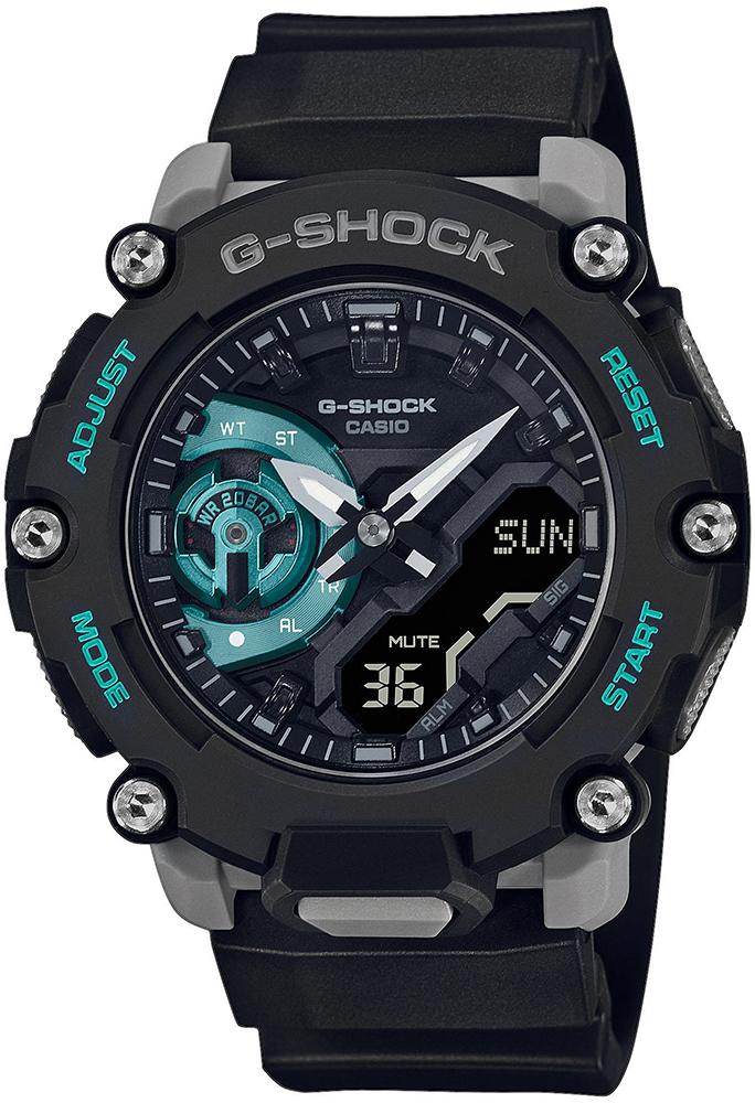 Casio G-SHOCK GA-2200M-1AER - zegarek męski