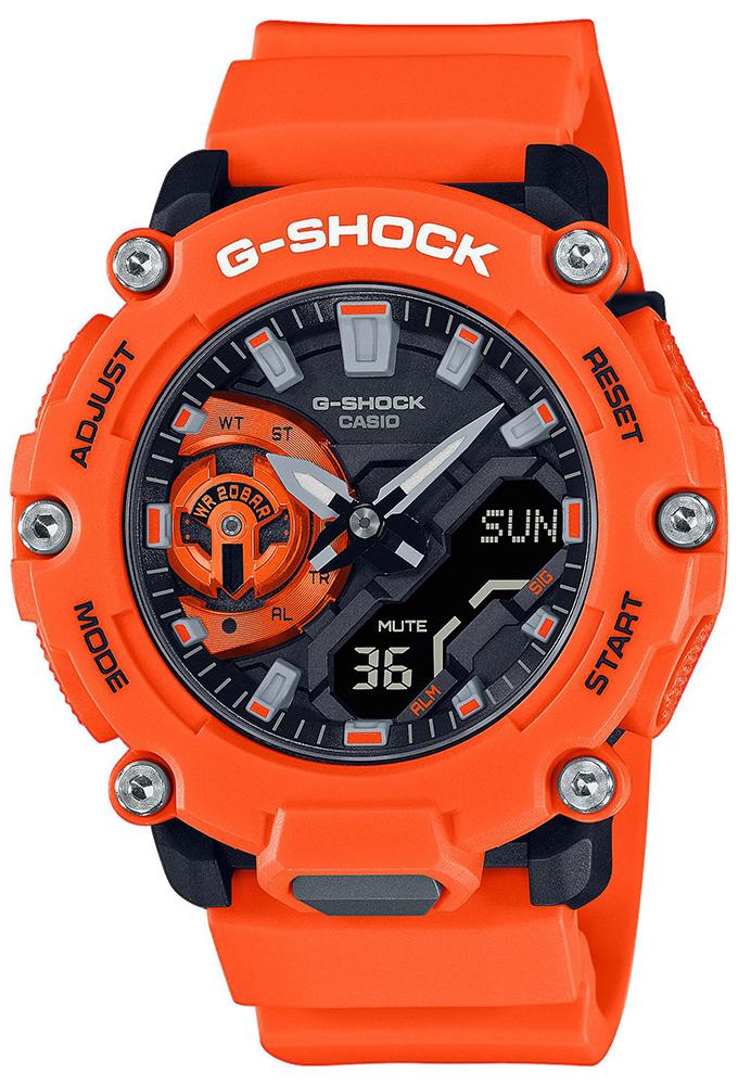 Casio G-SHOCK GA-2200M-4AER - zegarek męski