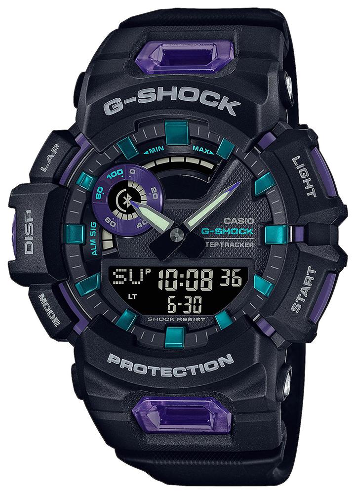 Casio G-SHOCK GBA-900-1A6ER - zegarek męski