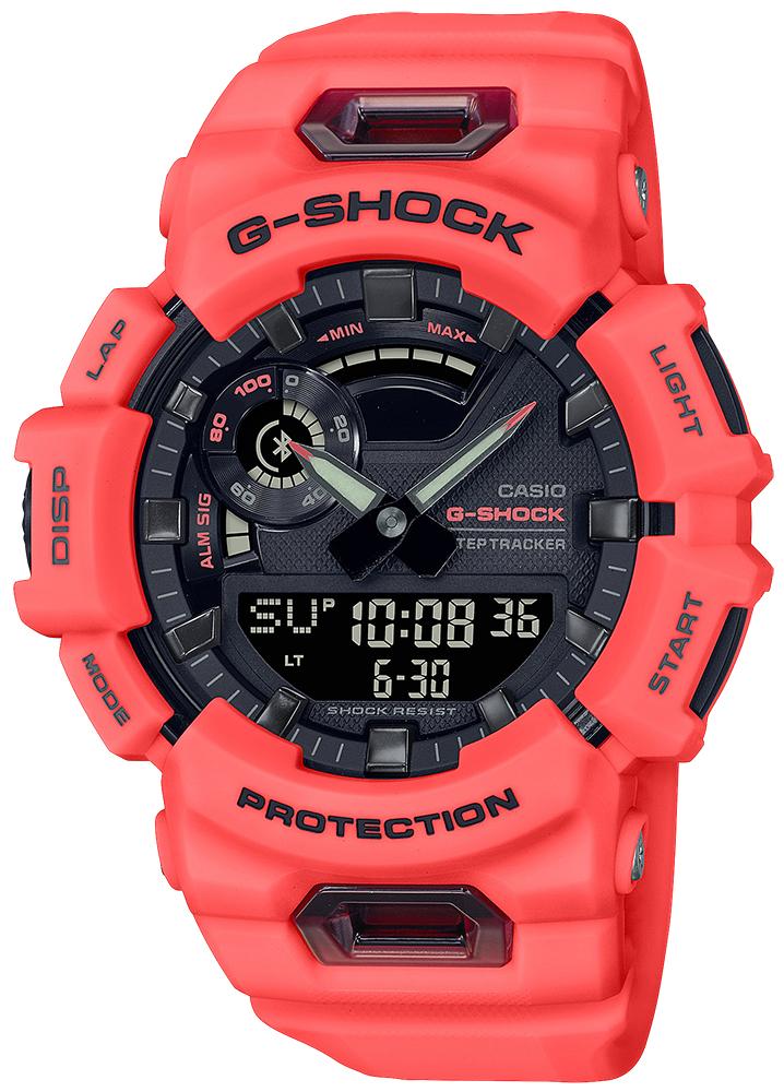 Casio G-SHOCK GBA-900-4AER - zegarek męski