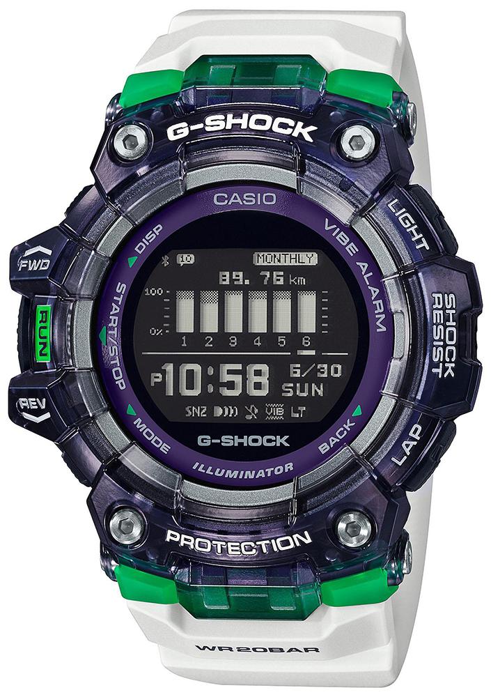Casio G-SHOCK GBD-100SM-1A7ER - zegarek męski