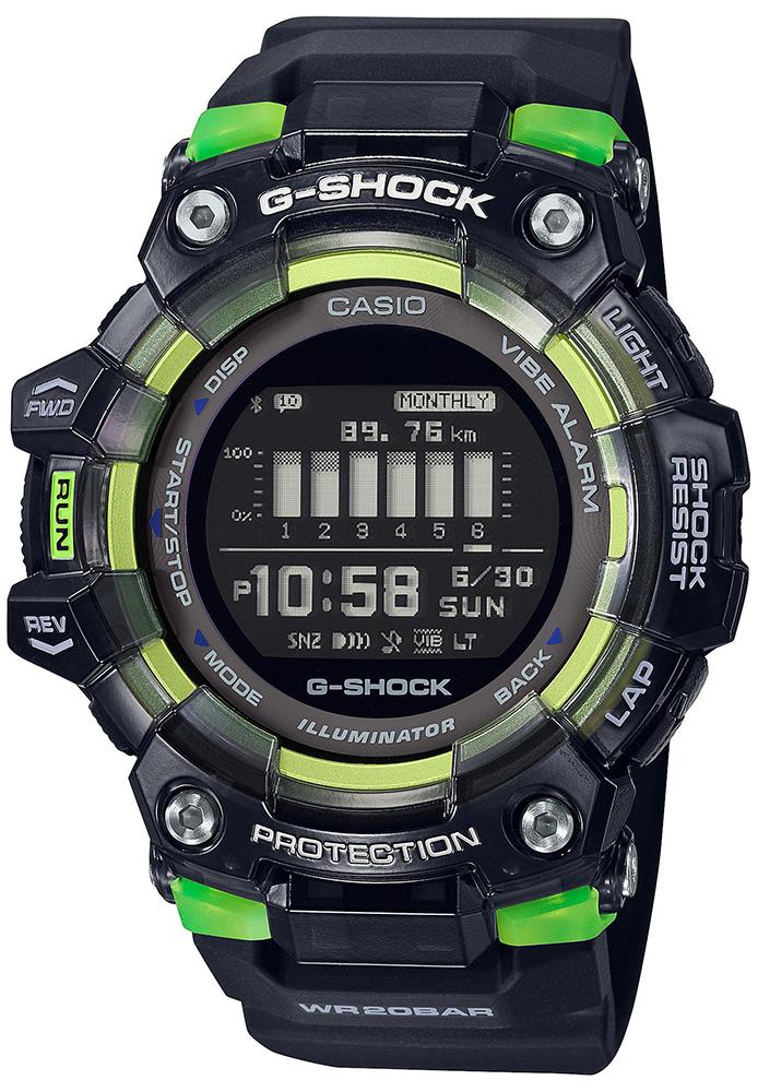 G-SHOCK GBD-100SM-1ER - zegarek męski