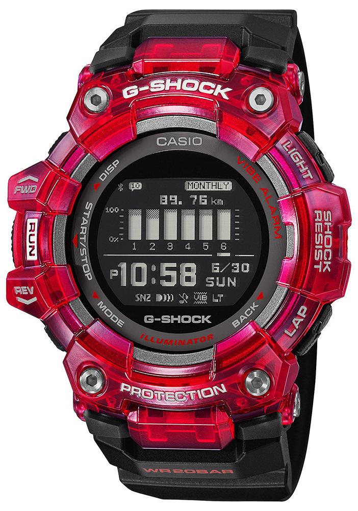 G-SHOCK GBD-100SM-4A1ER - zegarek męski