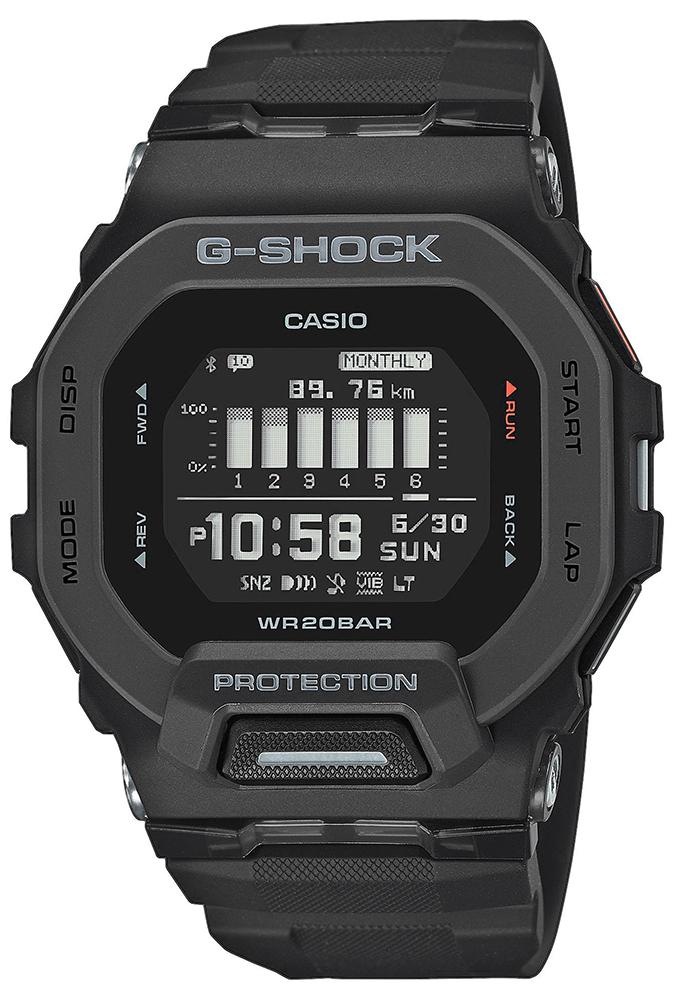 Casio G-SHOCK GBD-200-1ER - zegarek męski