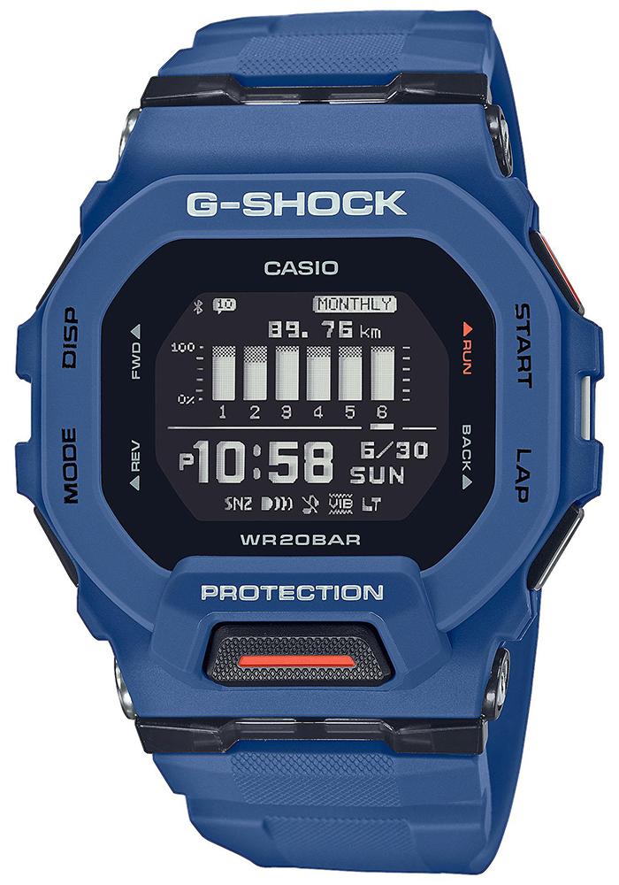 Casio G-SHOCK GBD-200-2ER - zegarek męski
