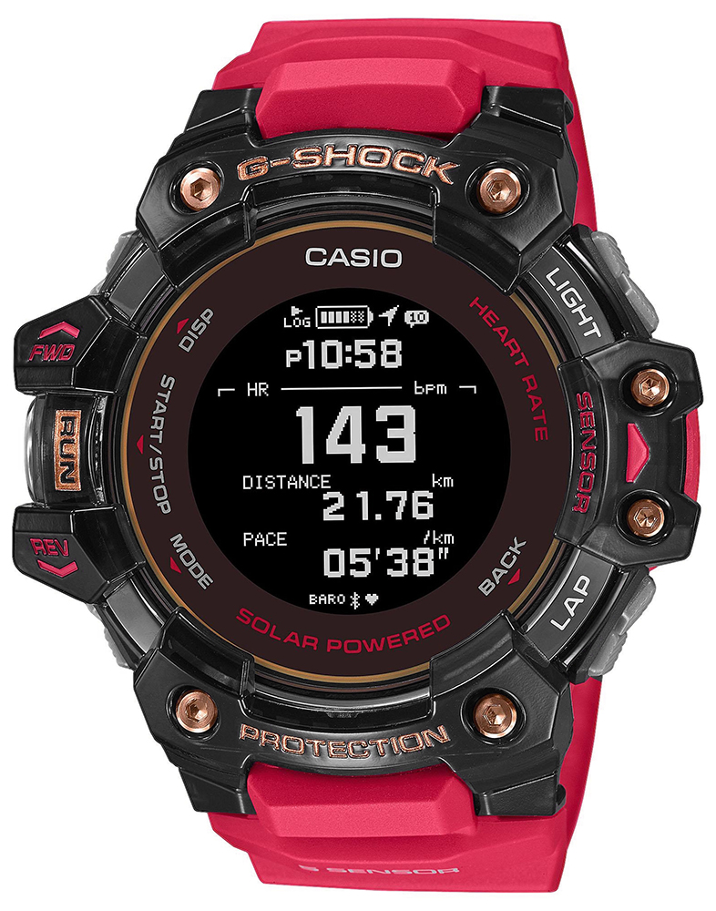 Casio G-SHOCK GBD-H1000-4A1ER - zegarek męski