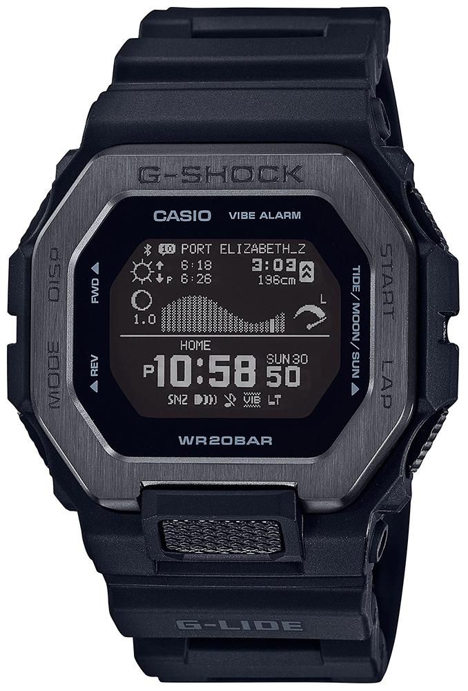 Casio G-SHOCK GBX-100NS-1ER - zegarek męski