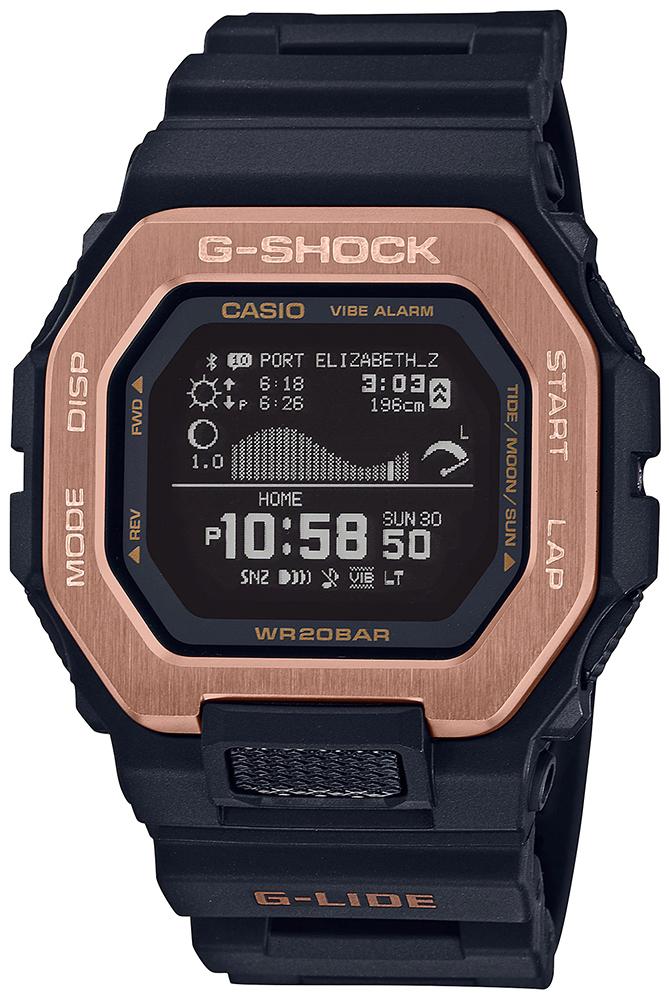 Casio G-SHOCK GBX-100NS-4ER - zegarek męski