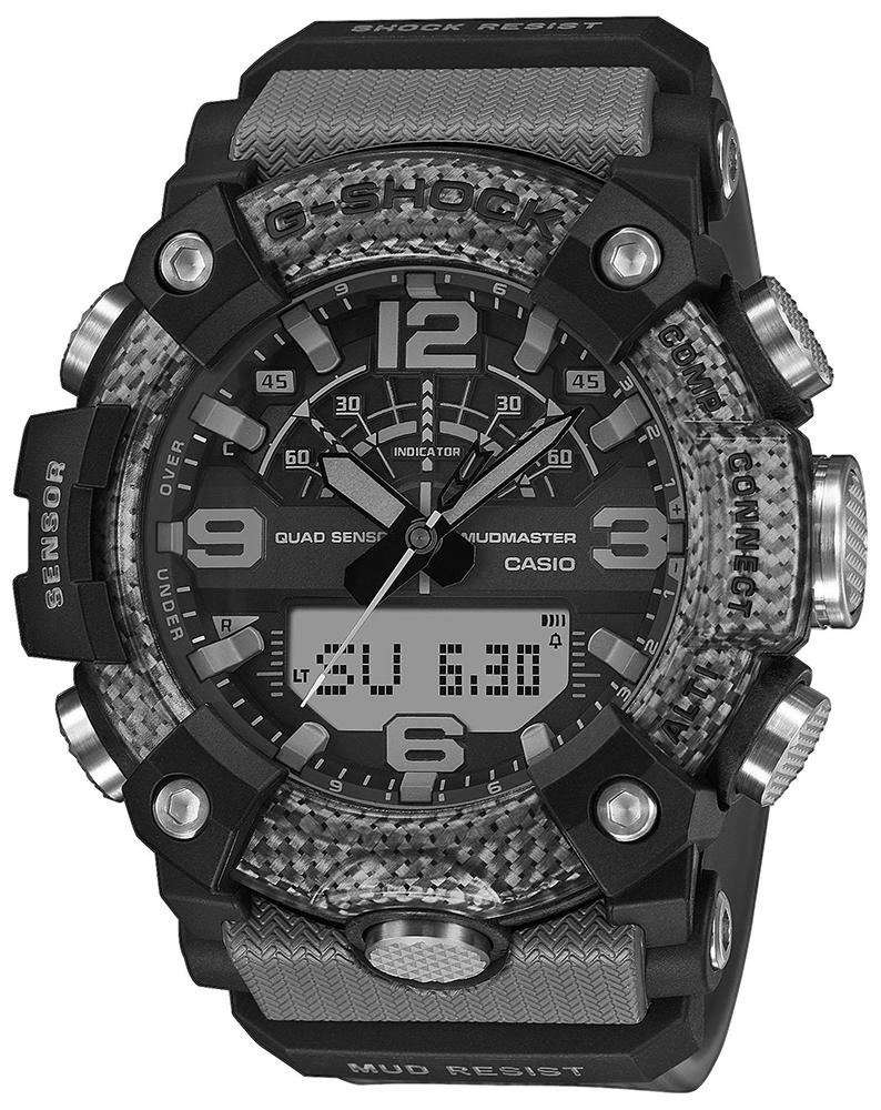 Casio G-SHOCK GG-B100-8AER - zegarek męski