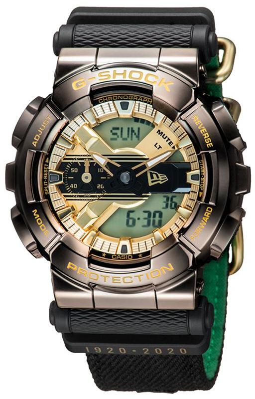 Casio G-SHOCK GM-110NE-1AER - zegarek męski