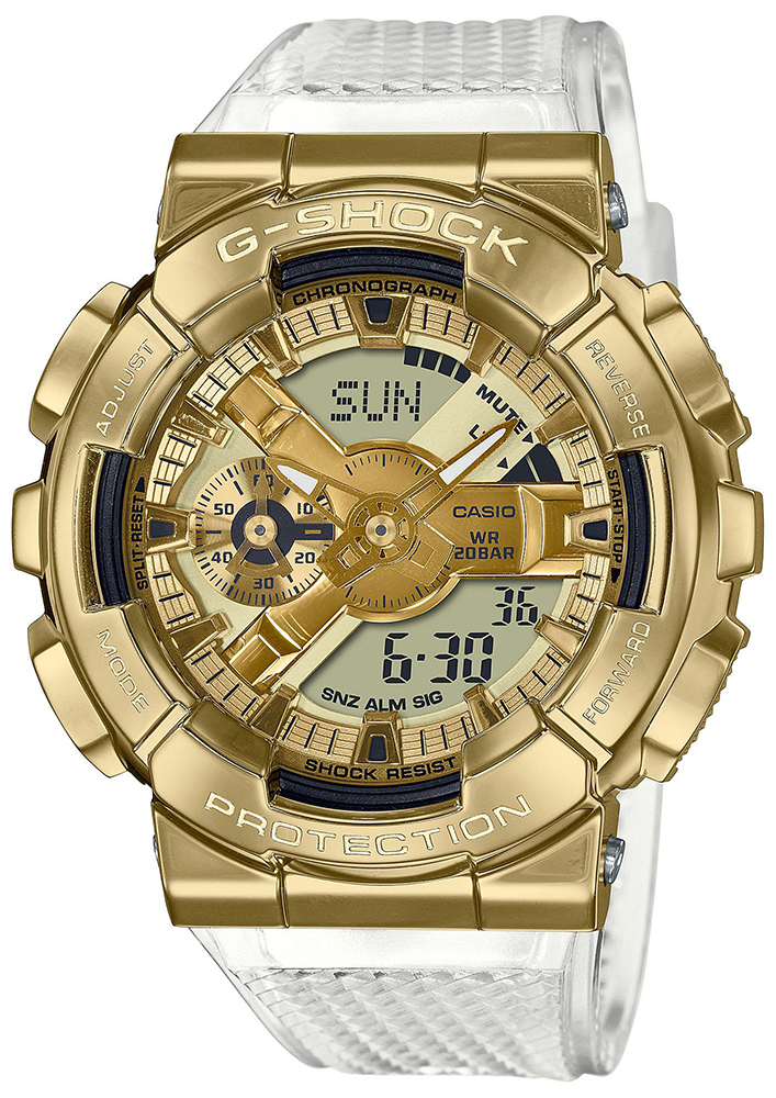 G-SHOCK GM-110SG-9AER - zegarek męski