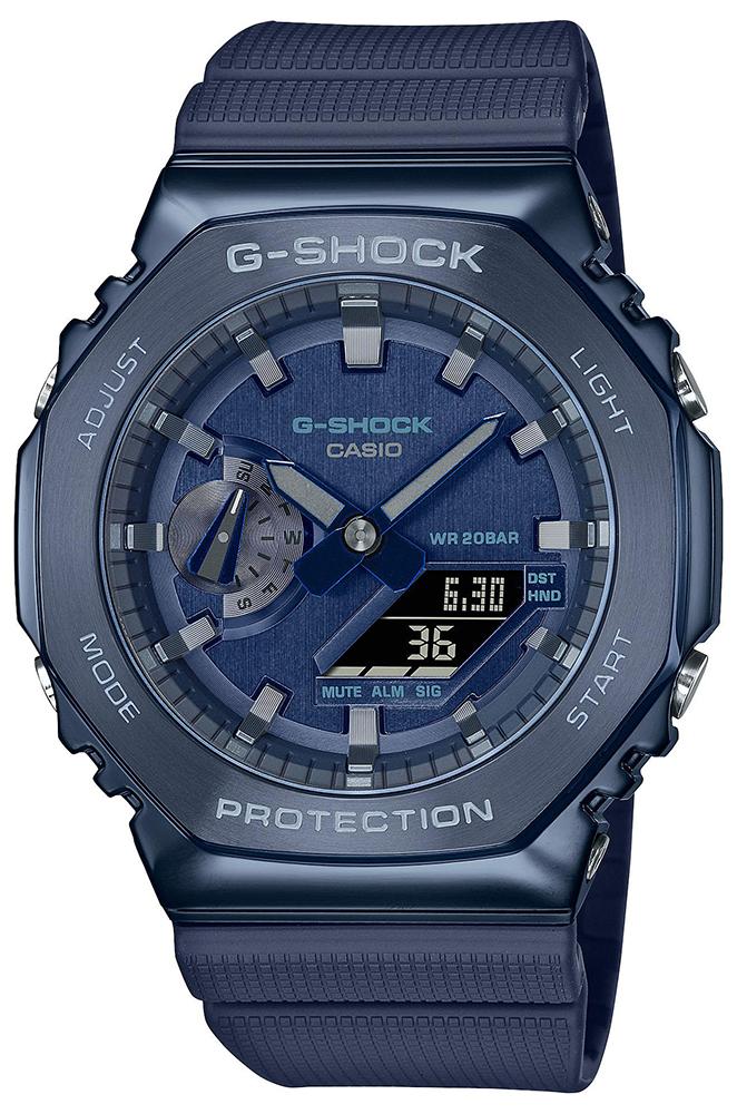 Casio G-SHOCK GM-2100N-2AER - zegarek męski