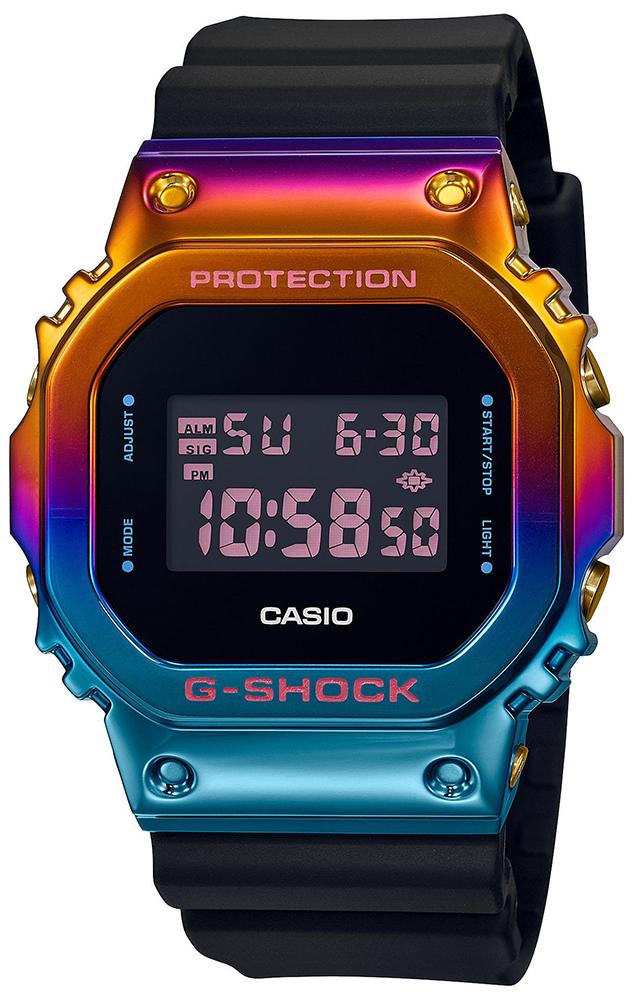 Casio G-SHOCK GM-5600SN-1ER - zegarek męski