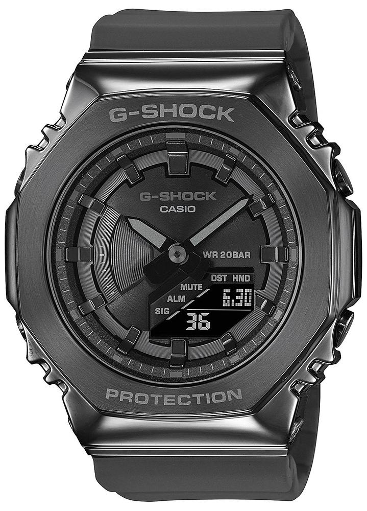 Casio G-SHOCK GM-S2100B-8AER - zegarek damski