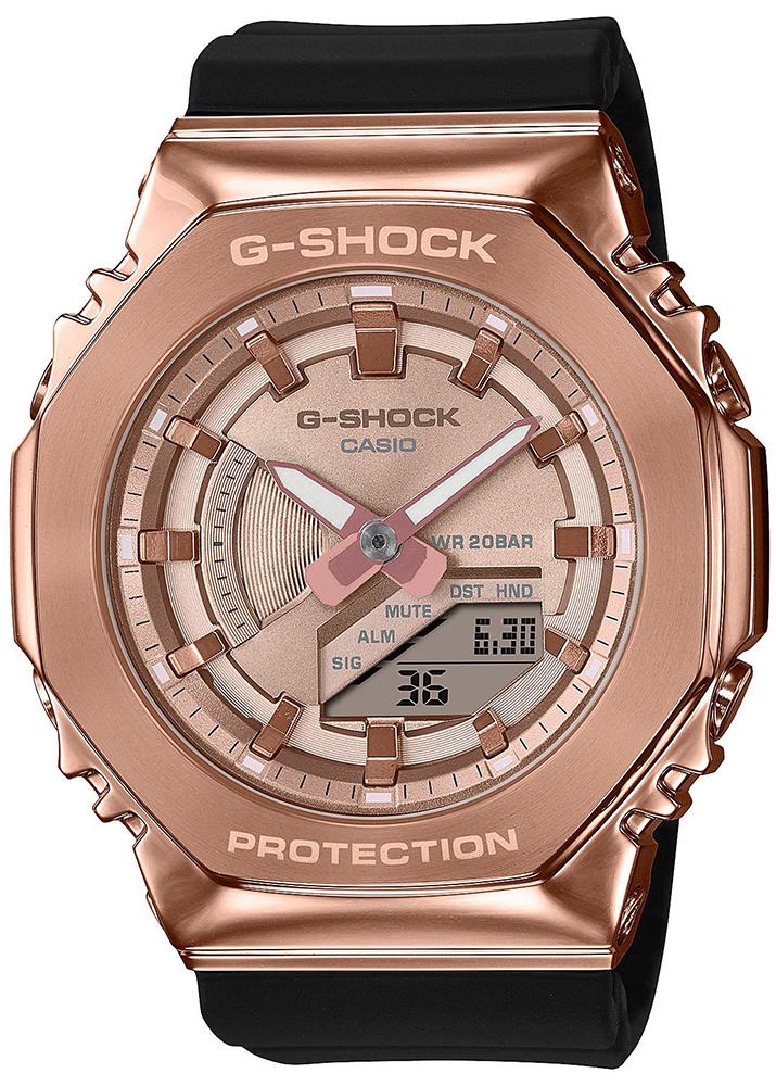 Casio G-SHOCK GM-S2100PG-1A4ER - zegarek damski