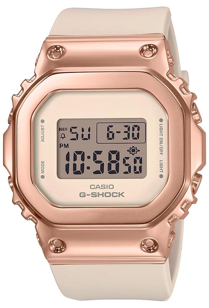 G-SHOCK GM-S5600PG-4ER - zegarek damski