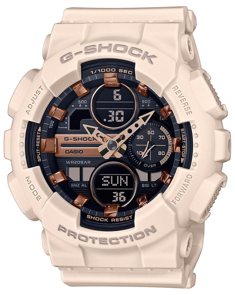 Casio G-SHOCK GMA-S140M-4AER - zegarek damski