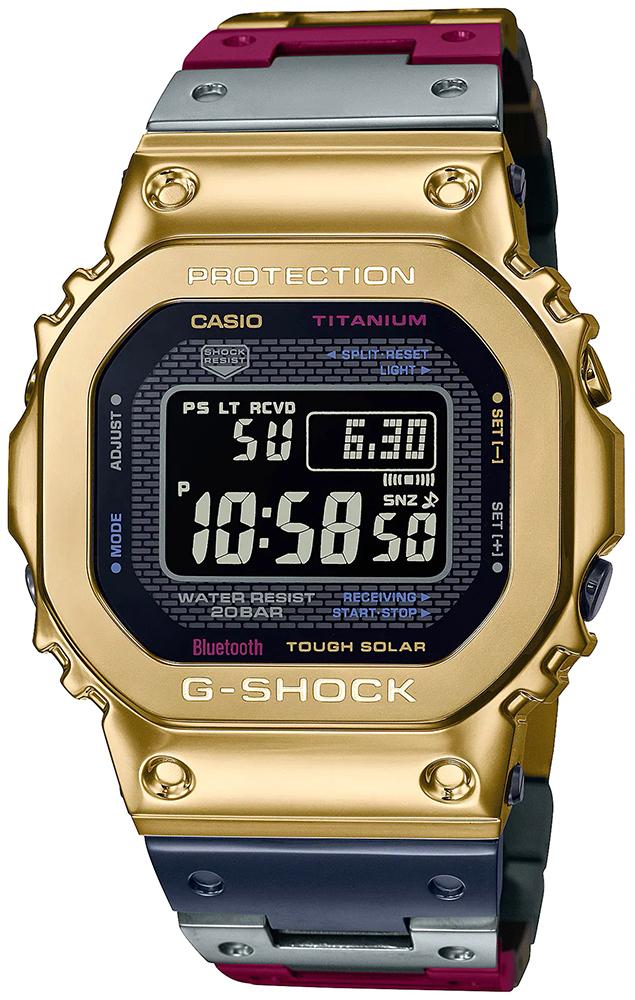 Casio G-SHOCK GMW-B5000TR-9ER - zegarek męski