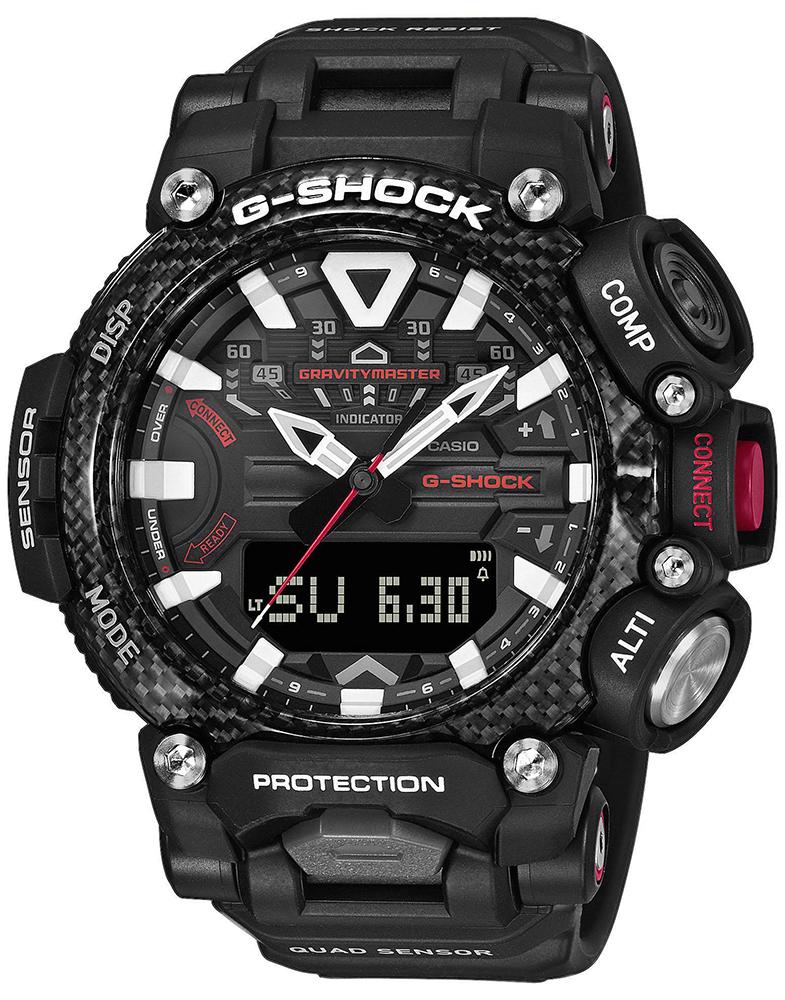 Casio G-SHOCK GR-B200-1AER - zegarek męski