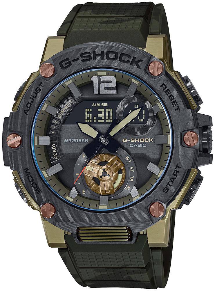 G-SHOCK GST-B300XB-1A3ER - zegarek męski