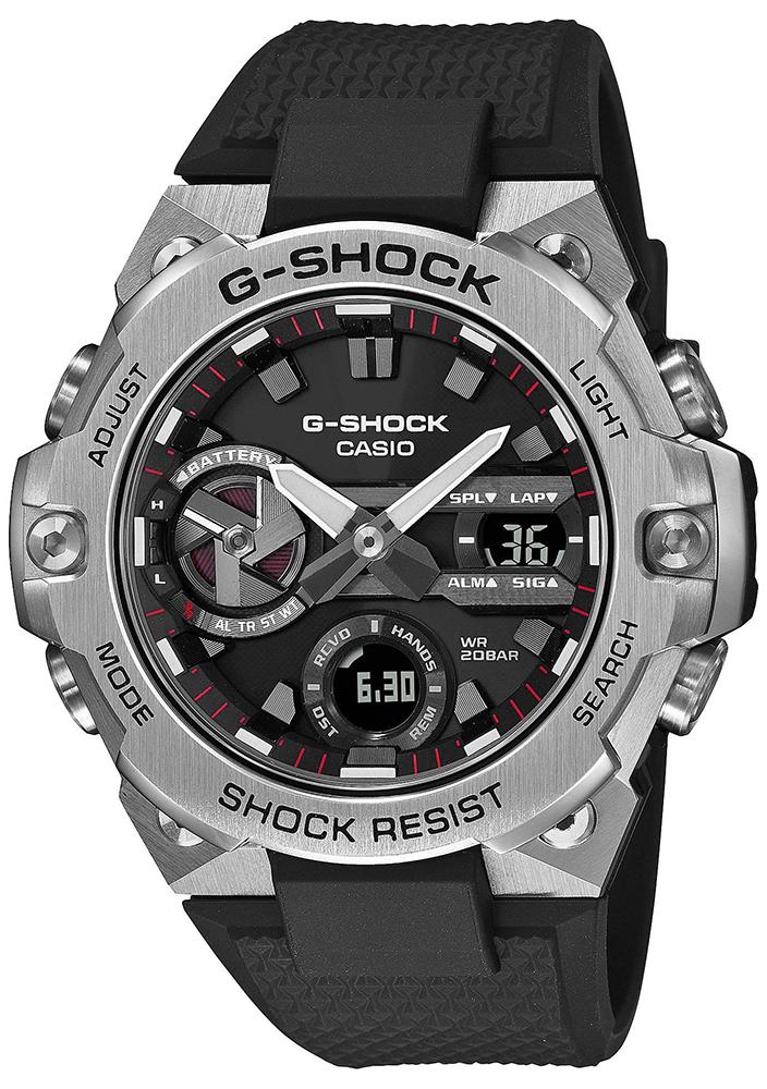 Casio G-SHOCK GST-B400-1AER - zegarek męski