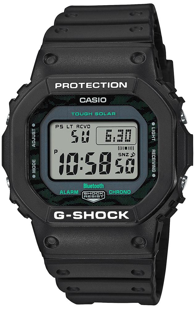 Casio G-SHOCK GW-B5600MG-1ER - zegarek męski