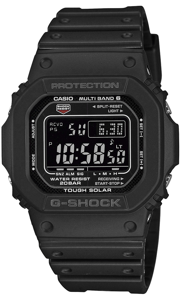 Casio G-SHOCK GW-M5610U-1BER - zegarek męski