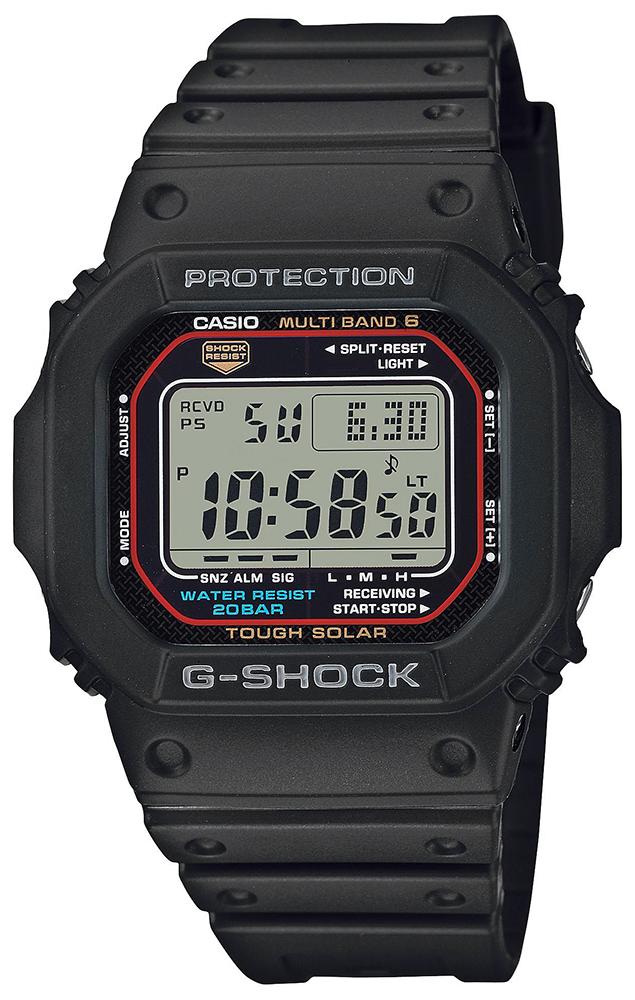 Casio G-SHOCK GW-M5610U-1ER - zegarek męski