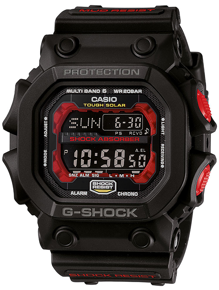 Casio G-SHOCK GXW-56-1AER - zegarek męski
