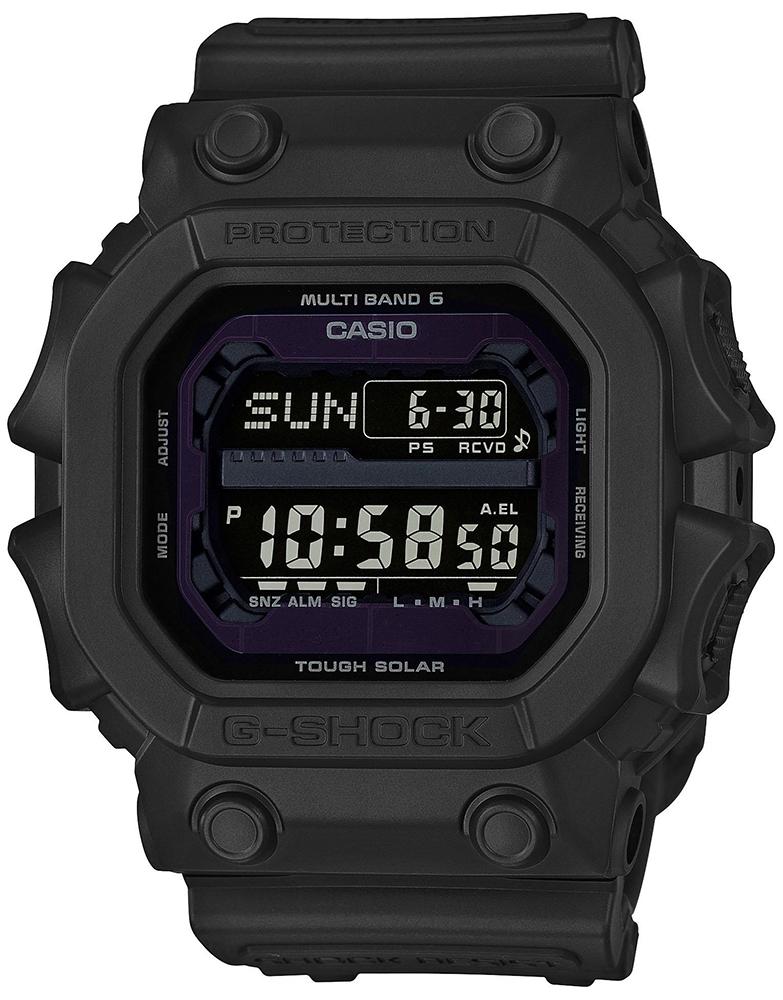 Casio G-SHOCK GXW-56BB-1ER - zegarek męski