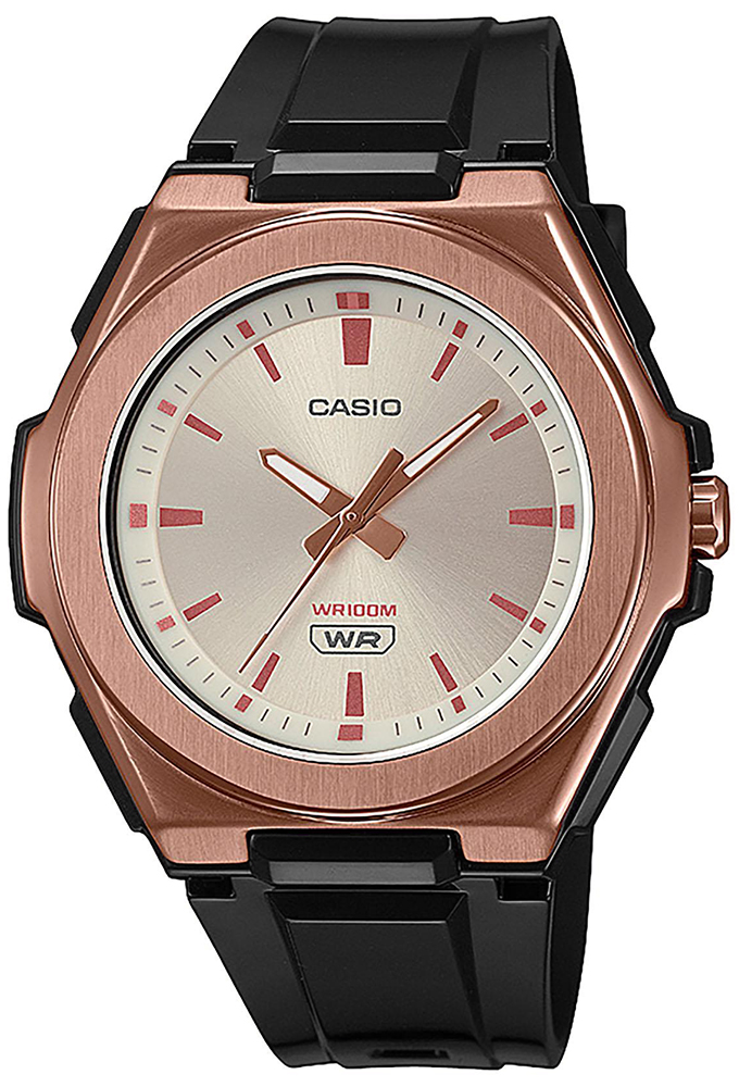 Casio Vintage LWA-300HRG-5EVEF - zegarek damski