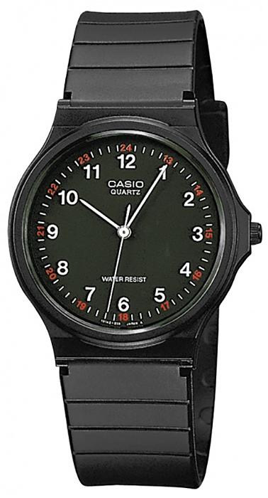 Casio MQ-24-1BLLEG - zegarek dla chłopca