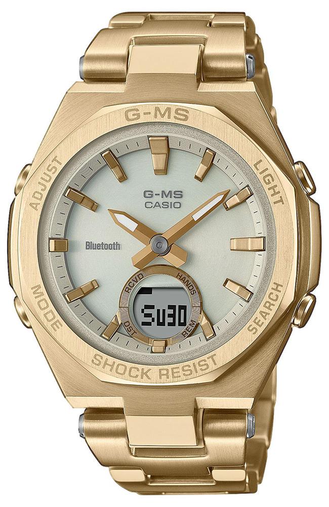 Casio Baby-G MSG-B100DG-9AER - zegarek damski