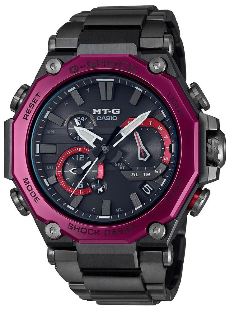 Casio G-SHOCK MTG-B2000BD-1A4ER - zegarek męski
