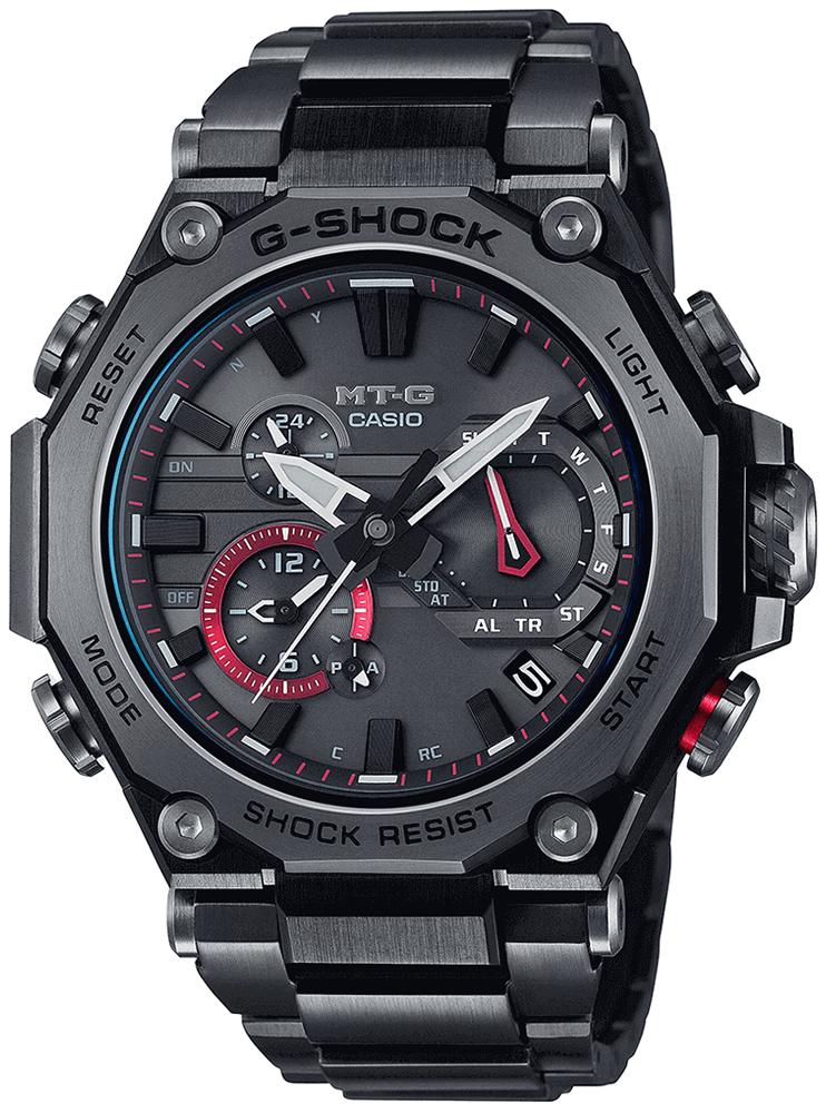 Casio G-SHOCK MTG-B2000BDE-1AER - zegarek męski
