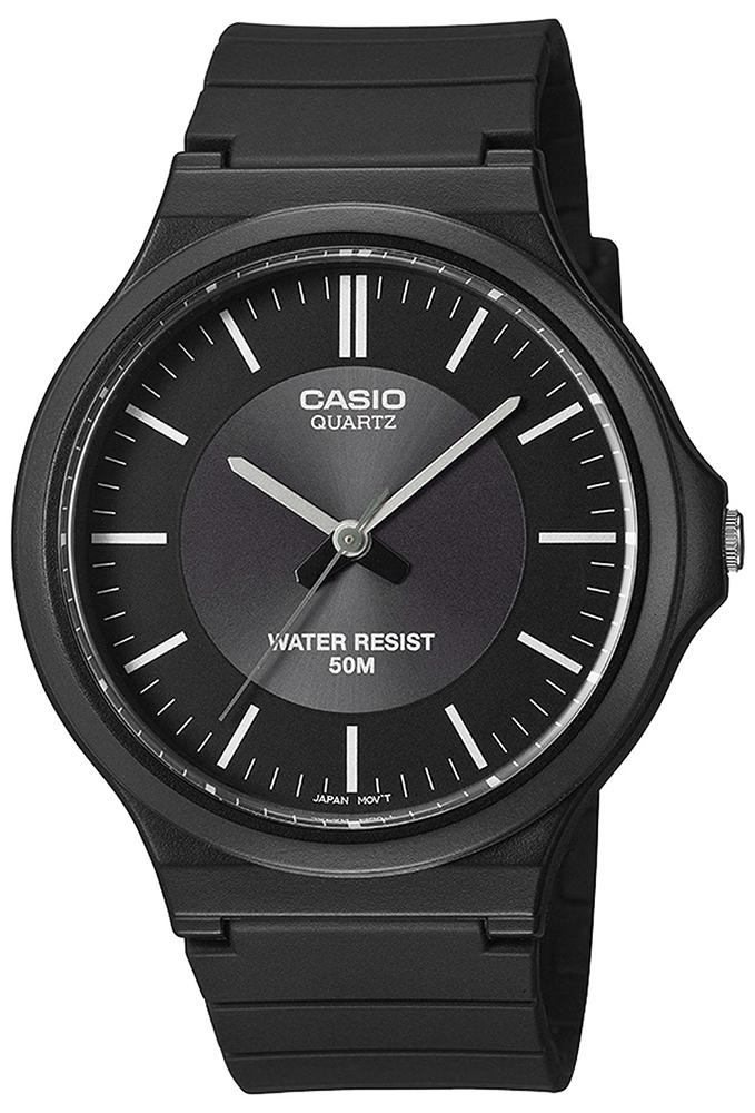 Casio MW-240-1E3VEF - zegarek męski