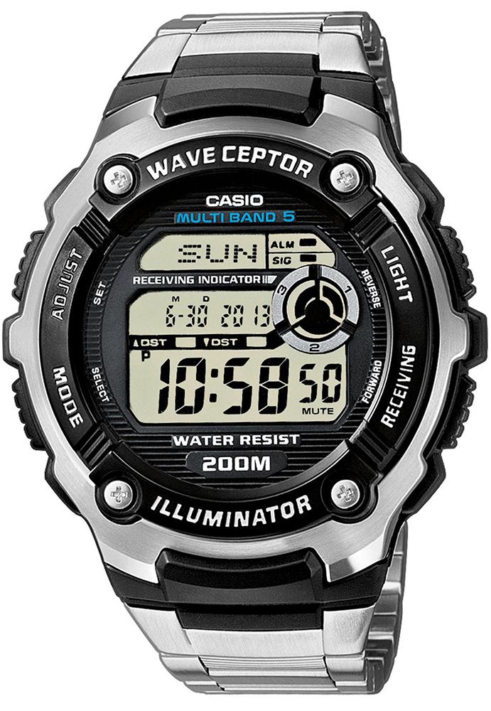 Casio WV-200RD-1AEF - zegarek męski