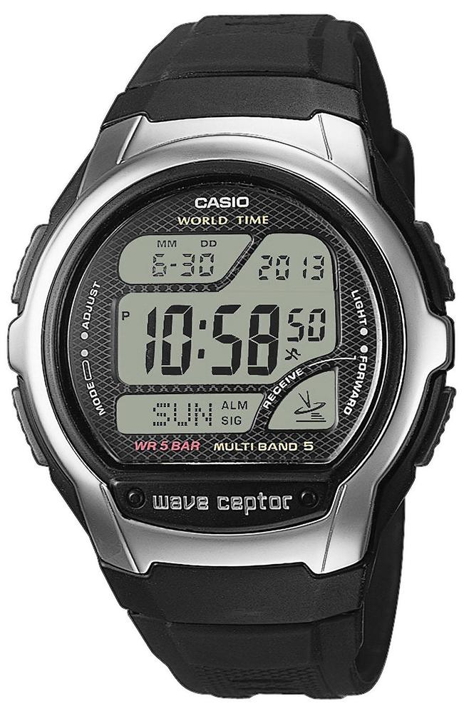 Casio WV-58R-1AEF - zegarek męski