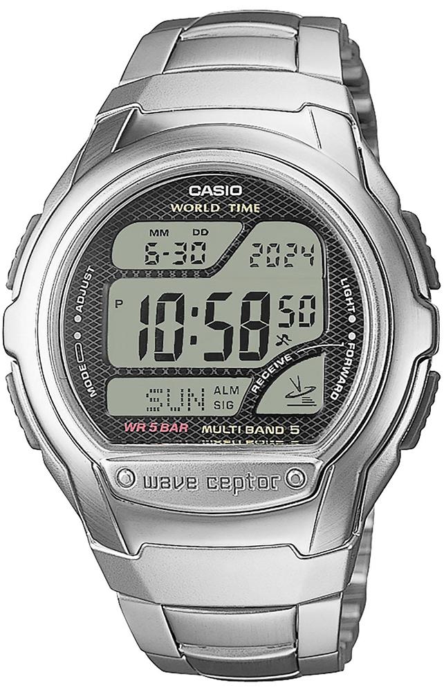 Casio WV-58RD-1AEF - zegarek męski
