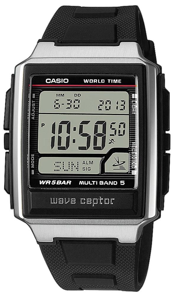 Casio WV-59R-1AEF - zegarek męski