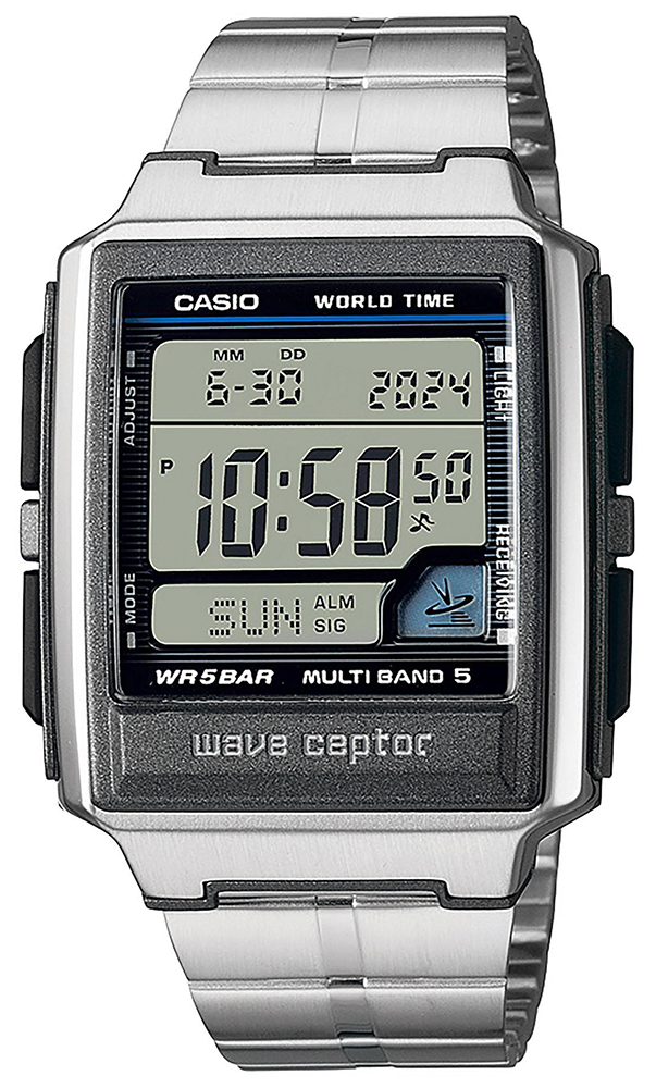 Casio WV-59RD-1AEF - zegarek męski
