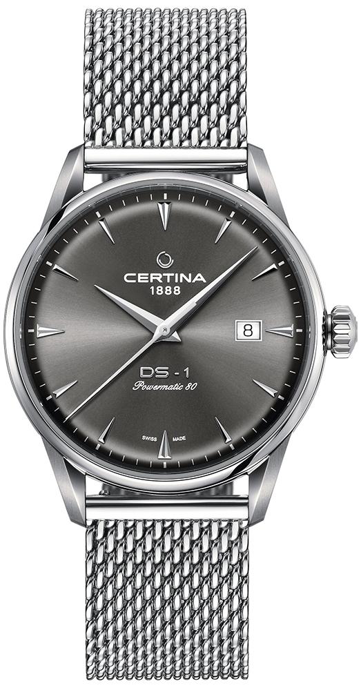 Certina C029.807.11.081.02 - zegarek męski