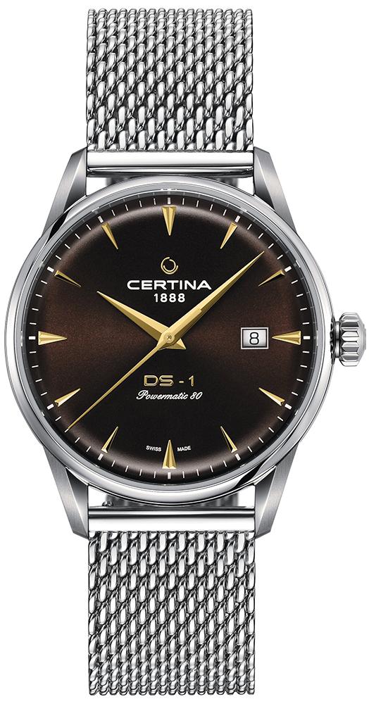 Certina C029.807.11.291.02 - zegarek męski