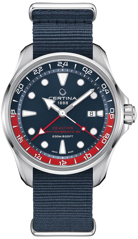 Certina C032.429.18.041.00 - zegarek męski