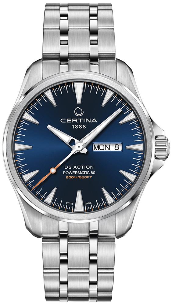 Certina C032.430.11.041.00 - zegarek męski