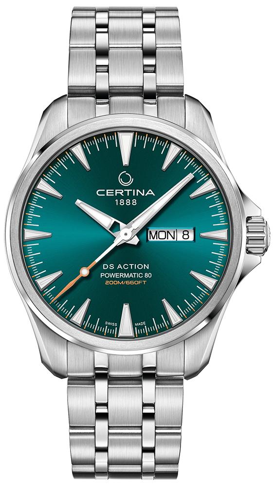 Certina C032.430.11.091.00 - zegarek męski