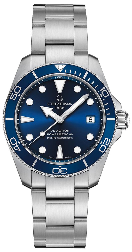 Certina C032.807.11.041.00 - zegarek męski