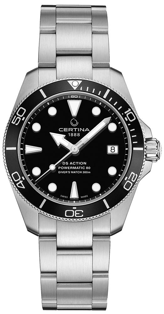 Certina C032.807.11.051.00 - zegarek męski